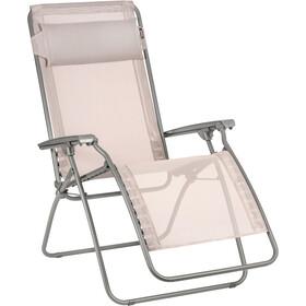 Lafuma Mobilier R Clip Relax Chair Batyline, titane/magnolia
